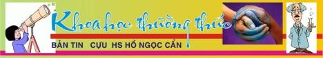 Logo khoa hoc
