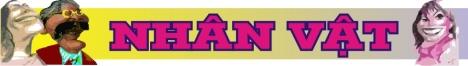 Logo nhan vat