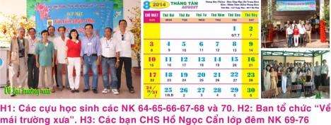 HNC lich 8