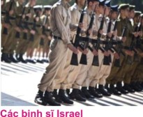 7 linh Israel