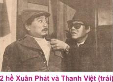 """""""Hề râu"""" Thanh Việt – Vua hài trên Sân khấu và Màn bạc Sài Gòn"""