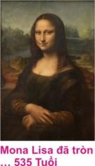 5 Mona Lisa 1