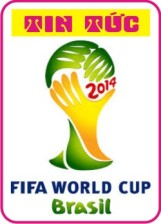 Logo world cup