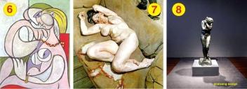 8 Tranh nude 5