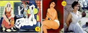 8 Tranh nude 6