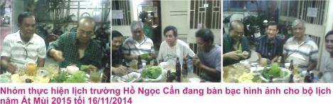 HNC hop lich