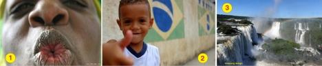 2 Brazil 2
