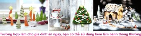 9 Rau qua Noel 2